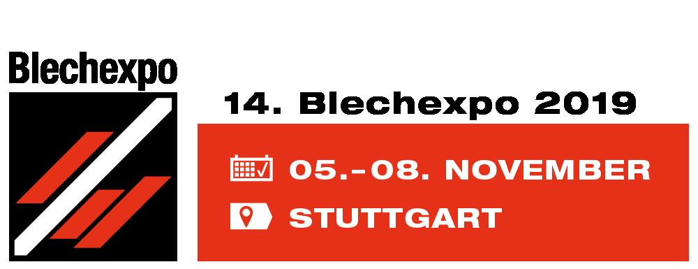 14. Blechexpo 2019 Logo